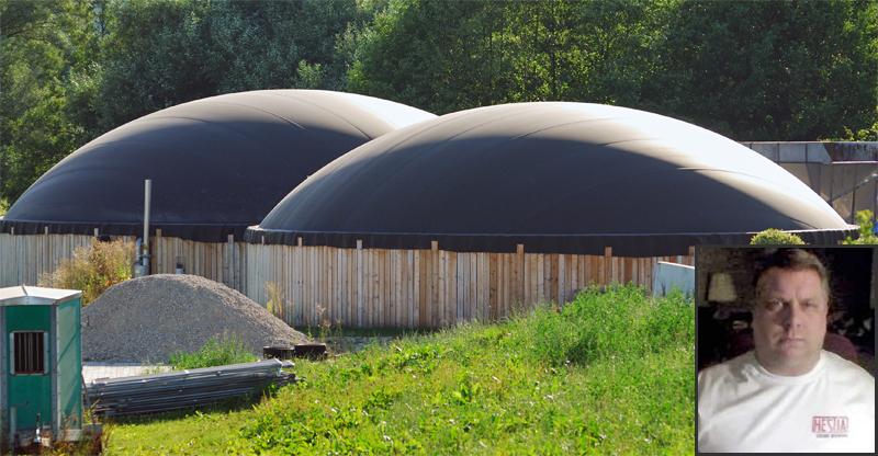 Warren Weisman on Making Biogas