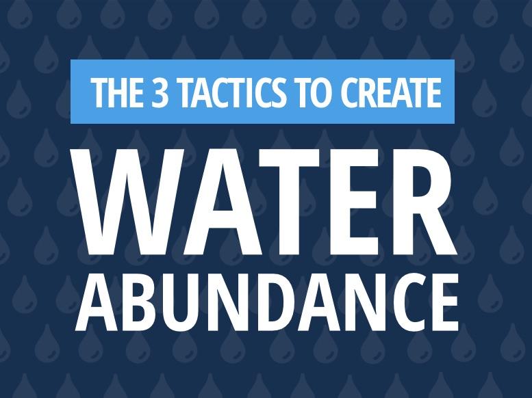 Water Abundance