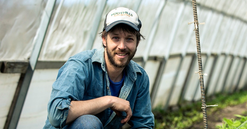 Jean-Martin Fortier – The Market Gardener