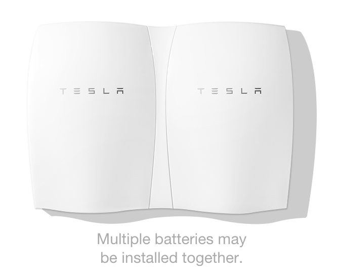 Multiple Powerwalls