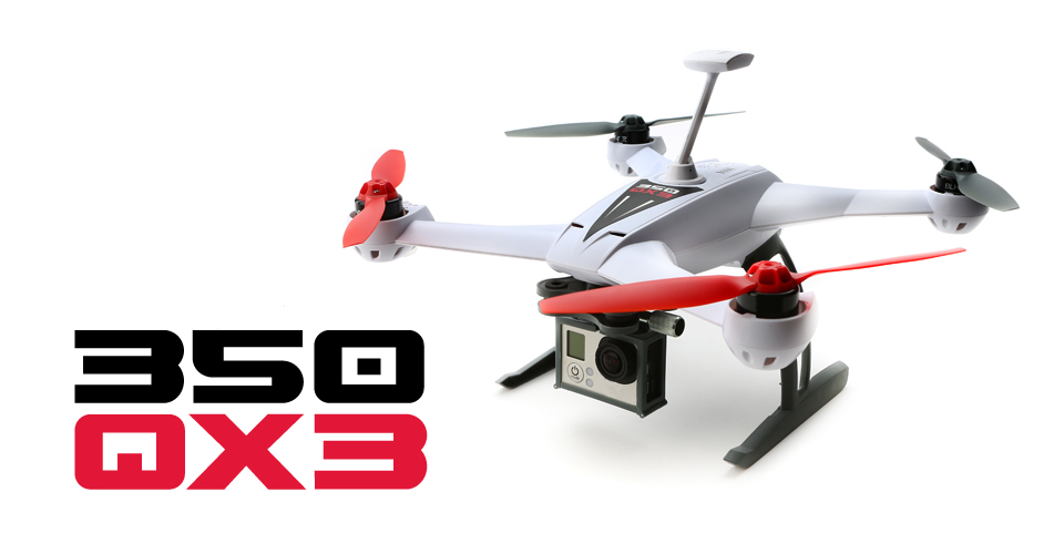 Blade 350 Qx3